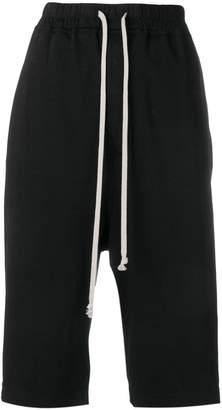 Rick Owens knee-length shorts