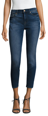 7 For All Mankind Gwenevere Cropped Jean