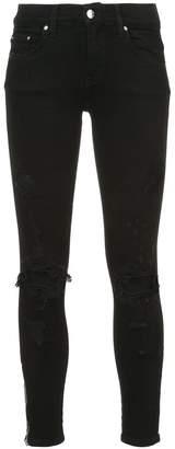Amiri Thrasher ripped skinny jeans