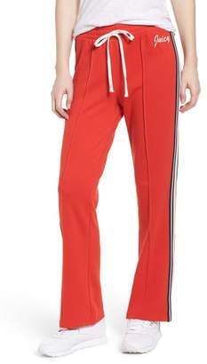 Juicy Couture Side Stripe Wide Leg Pants