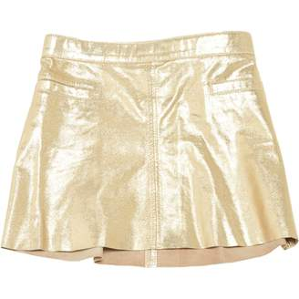Bonpoint Mini Skirt
