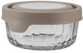 Anchor Hocking TrueSeal 2 Cup Embossed Round Food Storage and Lid