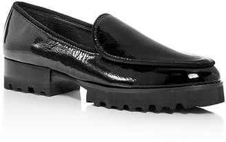 Donald J Pliner Women's Elen Patent Leather Platform Loafers