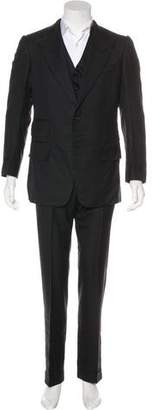 Tom Ford Wool & Cashmere Three-Piece Suit