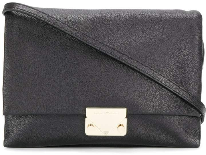 Emporio Armani flap shoulder bag