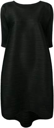 Pleats Please Issey Miyake oversized puffer dress