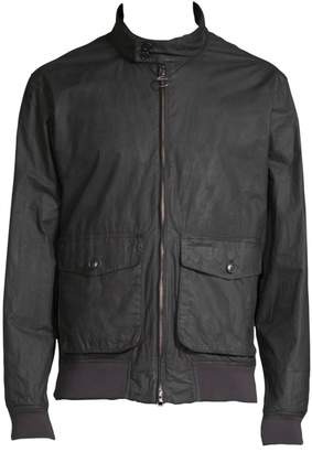 9e83d27521 Mens Black Wax Jackets - ShopStyle UK