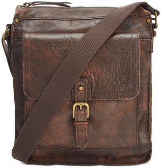 Patricia Nash Nash Men Tuscan Leather North South Crossbody