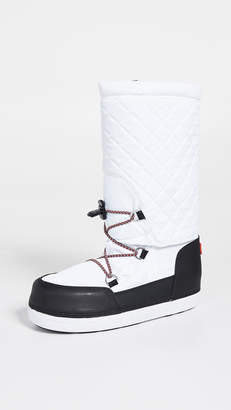Hunter Boots Original Snow Quilted Boots