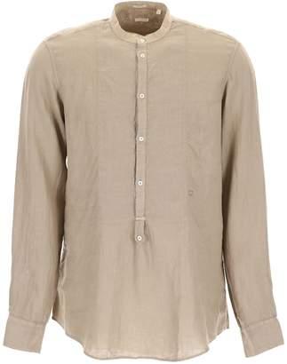 Massimo Alba Linen Kos Shirt