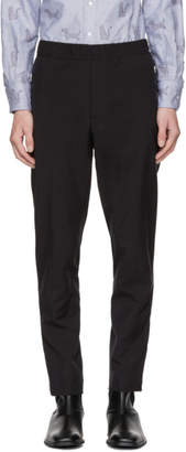 Stella McCartney Black Zip Trousers