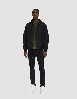 John Elliott Parachute Jacket in Black