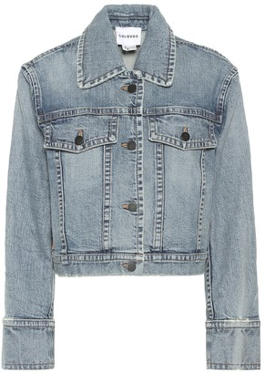 Colovos Cropped denim jacket