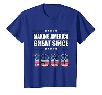 Funny 1968 50th Years Old Birthday Gift 1968 Birthday Shirt
