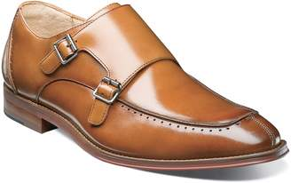 Stacy Adams Baldwin Double Monk Strap Slip-On