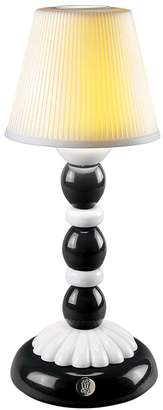Lladro Palm Firefly Porcelain Table Lamp
