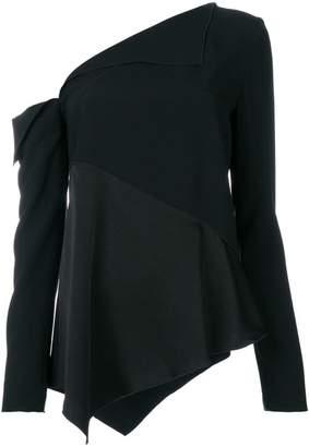 7821a7f5f1b98 Proenza Schouler open shoulder blouse