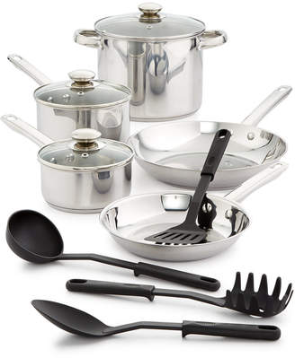 B.ella 12-Pc. Stainless Steel Cookware Set
