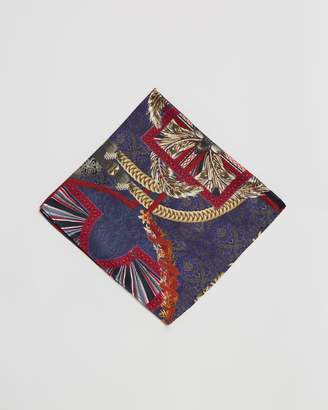 Camilla This Charming Woman Pocket Square