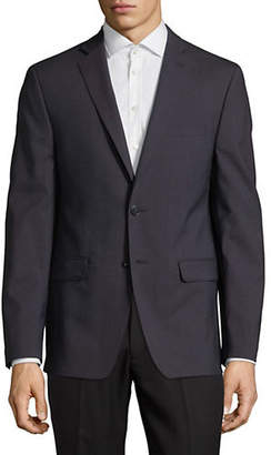 Calvin Klein Slim-Fit Wool Sport Jacket