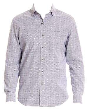 Robert Graham Miles Button-Down Print Shirt