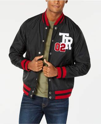 True Religion Men's Varsity Jacket