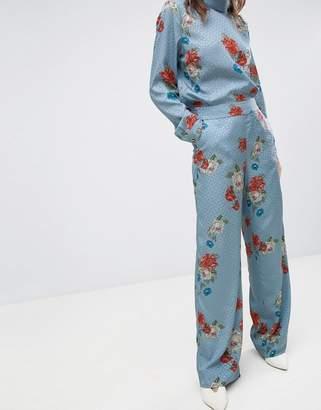 Gestuz Natacha Floral Print Pants