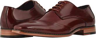 Stacy Adams Men's Talmadge Folded Vamp Lace-Up Dress Oxford