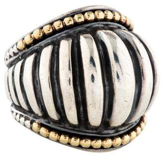 Lagos Caviar Domed Ring
