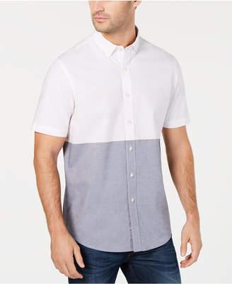 Club Room Men Filmore Striped Shirt
