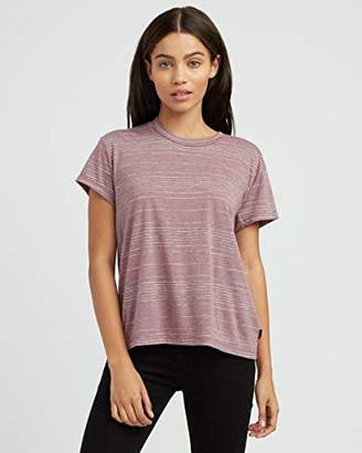 RVCA Junior's Suspension 2 Crew Neck Shirt
