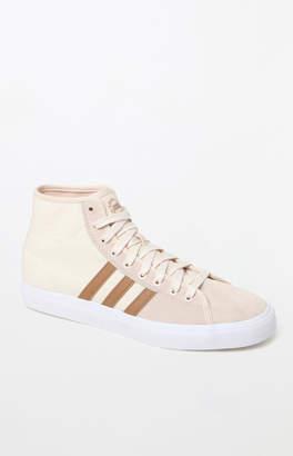 adidas Matchcourt High RX Off White Shoes