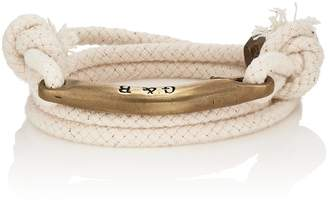 Giles and Brother Men's Rope Wrap Bracelet