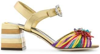 Dolce & Gabbana Keira sandals
