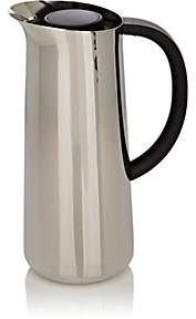 Alessi Nomu Double Wall Thermo Insulated Jug-Stainless Steel