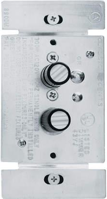 Rejuvenation Regular Push-Button Dimmer