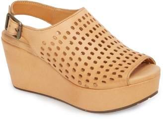 7b4a3157e32a Chocolat Blu Brown Wedge Women s Sandals - ShopStyle