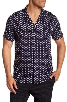 Soul Star Rayvon Short Sleeve Regular Fit Shirt