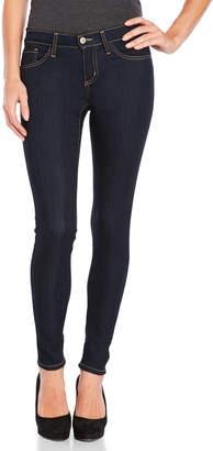 Flying Monkey Dark Blue Basic Skinny Jeans