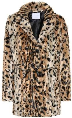 Velvet Juliana faux fur jacket