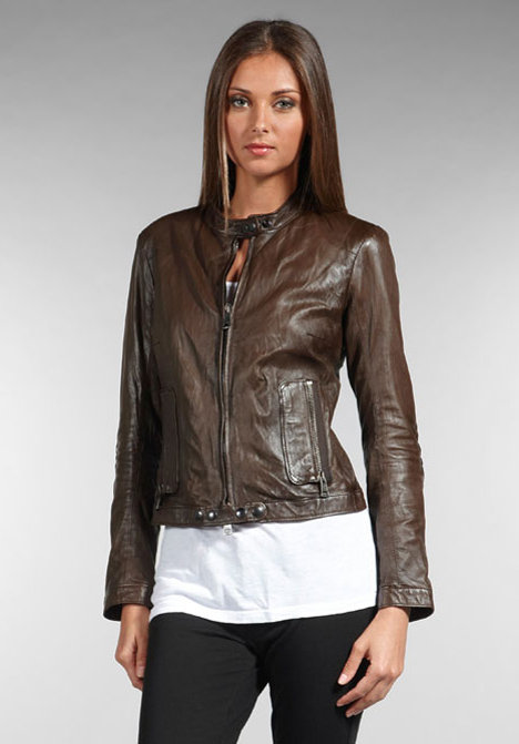 SWORD Volterra Leather Jacket