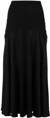Sonia Rykiel long flared skirt