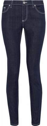 RED Valentino Low-Rise Skinny Jeans