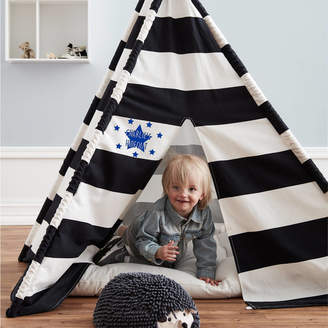 Simply Colors Personalised Black And White Teepee