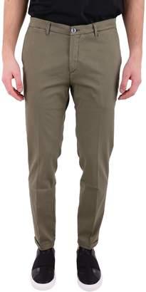 Re-Hash Cotton Blend Trousers