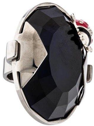Dolce & GabbanaDolce & Gabbana Large Ladybug Ring