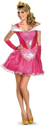 Disguise Disney Deluxe Sassy Aurora Costume