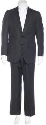 Tom Ford Wool Herringbone Suit