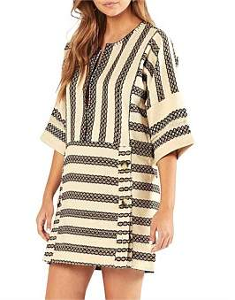 Tigerlily Oasis Smock Dress