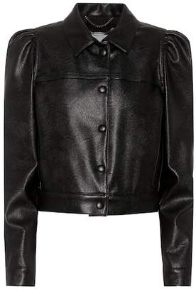 Stella McCartney Emmalee faux leather jacket
